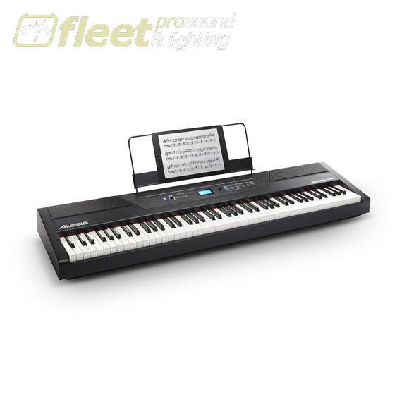 Alesis Recital Pro 88-Key Digital Piano with Hammer-Action Keys DIGITAL PIANOS