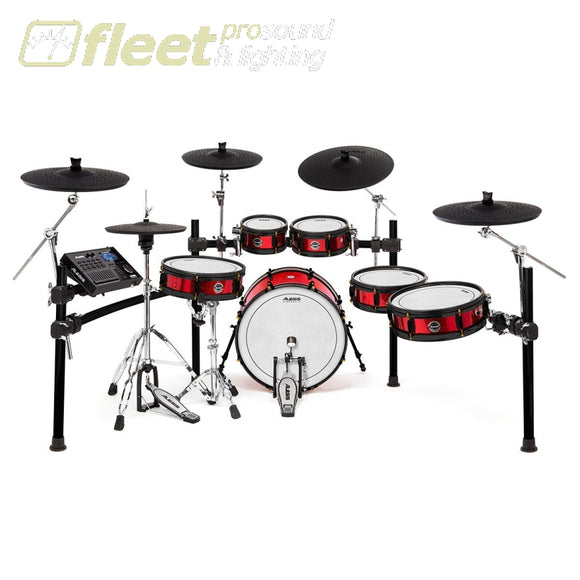 Alesis Strike Pro Special Edition 11 Piece Electronic Drum kit with Rack ELECTRONIC DRUM KITS