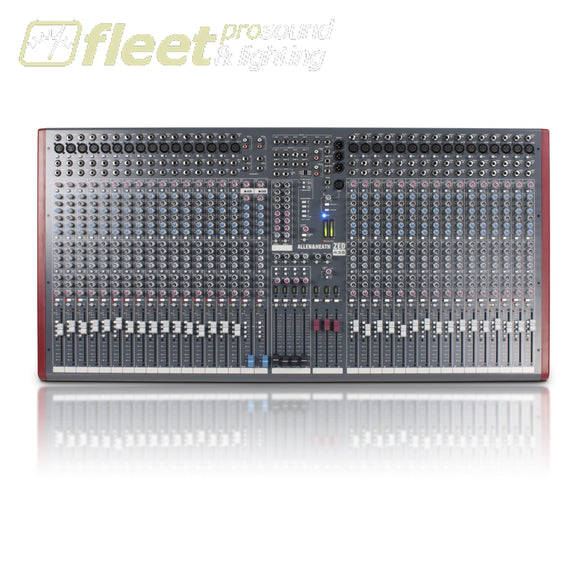Allen & Heath ZED-436 4 Bus Mixer for Live Sound and Recording MIXERS OVER 24 INPUTS