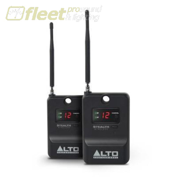 Alto STEALTH EXPANDER Pack with 2 Receivers WIRELESS AUDIO