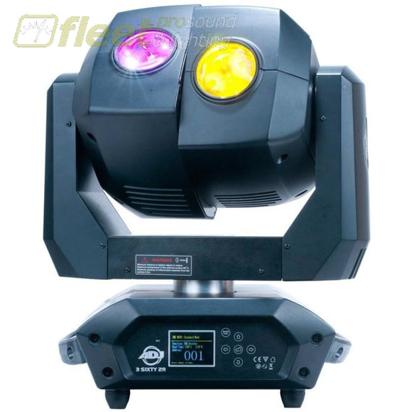 American Dj 3-Sixty-2R Dual Moving Head Light Fixture Moving Heads