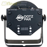 American DJ Dotz Par Low Profile Par Fixture with 1 x 36W TRI COB LED LED PAR CANS