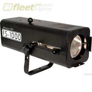 American Dj Fs-1000-Adj 575W Halogen Followspot Followspots