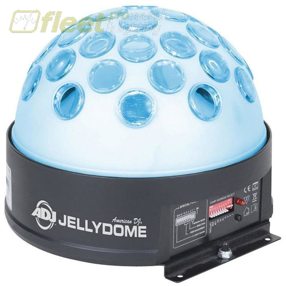 American Dj Jellydome Dmx Moonflower Effect With 10W Rgbw Led Source Led Dj Effects
