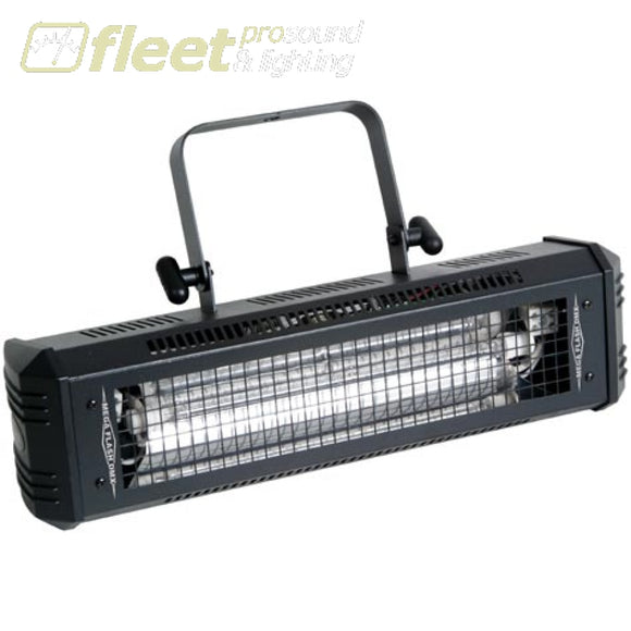 American DJ MEGA-FLASH-DMX - 800W DMX Strobe Light with Speed & Dimmer Control STROBES