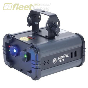 American Dj Royal-3D-Ii Laser With 30Mw Green Laser And 80Mw Red Lasers