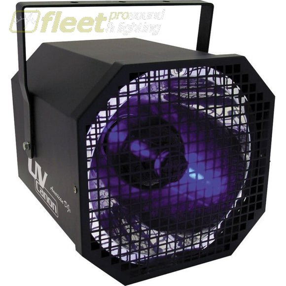American Dj Uv Cannon 400W Uv Black Light Fixture Blacklights