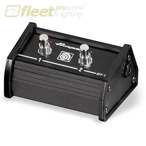 Ampeg Afp2 Footswitch Foot Switches