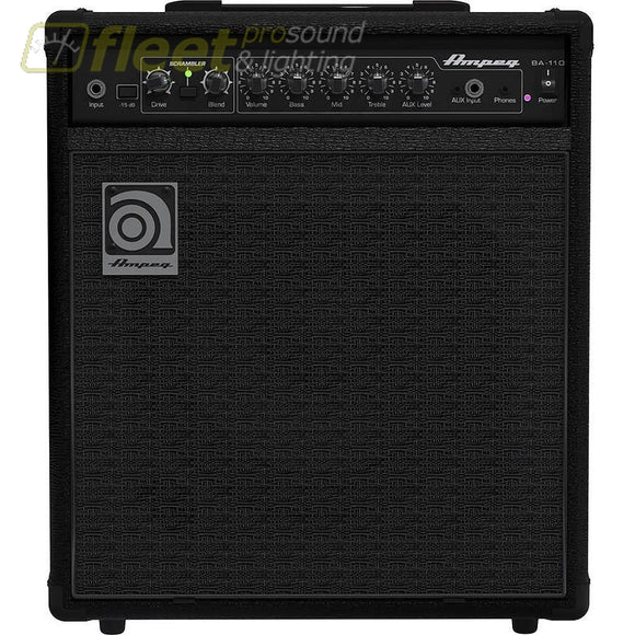Ampeg BA110v2 Bass Combo Amplifier BASS COMBOS