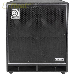 Ampeg Pn-410Hlf Pro Neo Bass Cabinet Bass Cabinets