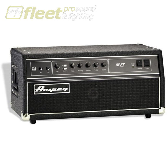 Ampeg SVT-CL Bass Amplifer - NON ORIGINAL BOX FLOOR MODEL BASS HEADS