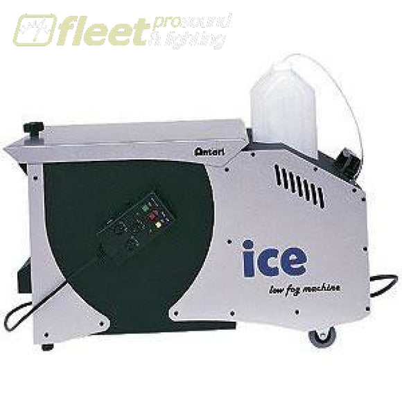 Antari ICE Low Lying Fogger with Internal Water Pump FOG & HAZE