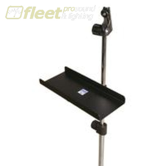 Apex MS-TRAY Mid-stand clamp on accessory tray MIC STANDS
