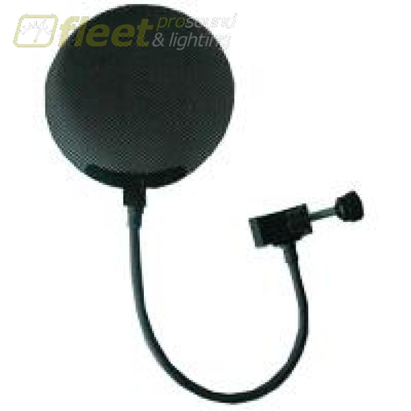 Apex MWS-55 - 5 Pop Filter with Metal Grill Gooseneck & Clamp POP FILTERS