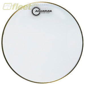Aquarian Ccsn13 Classic Clear 13 Bottom Snare Side Drumhead Drum Skins