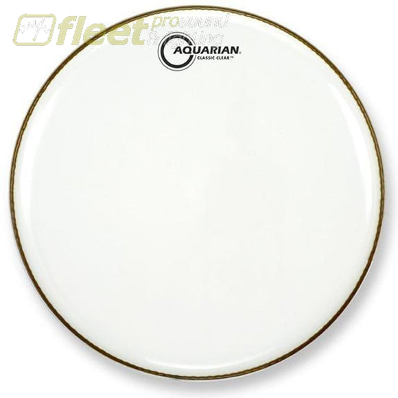 Aquarian Ccsn14 Classic Clear 14 Bottom Snare Side Drumhead Drum Skins