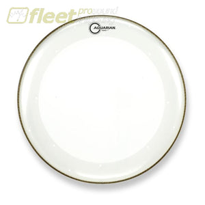 AQUARIAN FORCE I 22 CLEAR BASS DRUM HEAD - FB22 DRUM SKINS