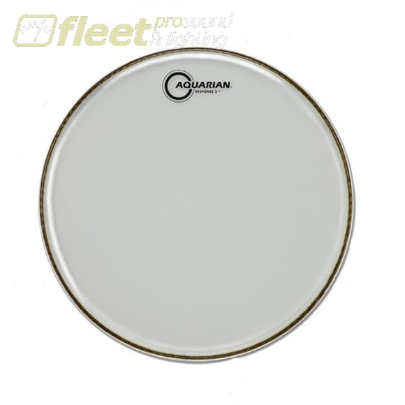 Aquarian Rsp2-8 - 8 Response 2 Clear Head Drum Skins
