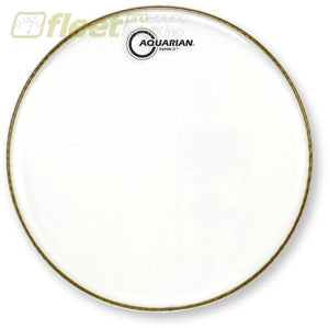 Aquarian S2-10 Super-2 Clear 10 Drum Head Drum Skins