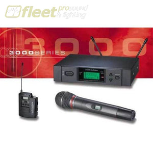 At3000 Wireless Mic System ***price Listed Is For One Day Rental. Rental Wireless Microphones