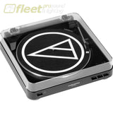 Audio-Technica At-Lp60Bk-Usb Fully Automatic Belt-Drive Turntable Belt Drive Turntables