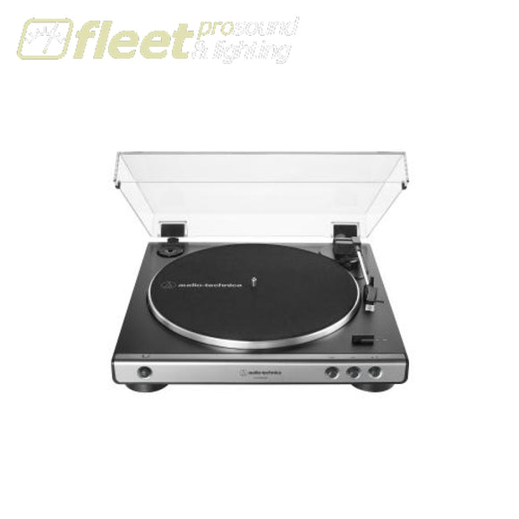 Audio Technica AT-LP60XUSB-GM Fully Automatic Belt-Drive Turntable (USB & Analog) BELT DRIVE TURNTABLES