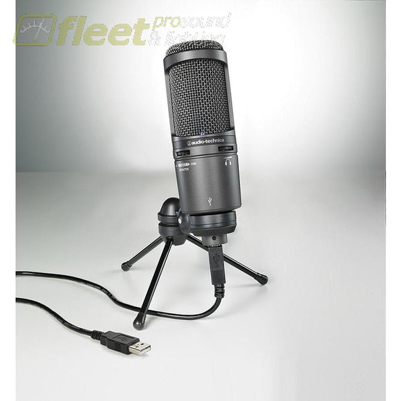 Audio Technica AT2020USB-PLUS Microphone USB MICS