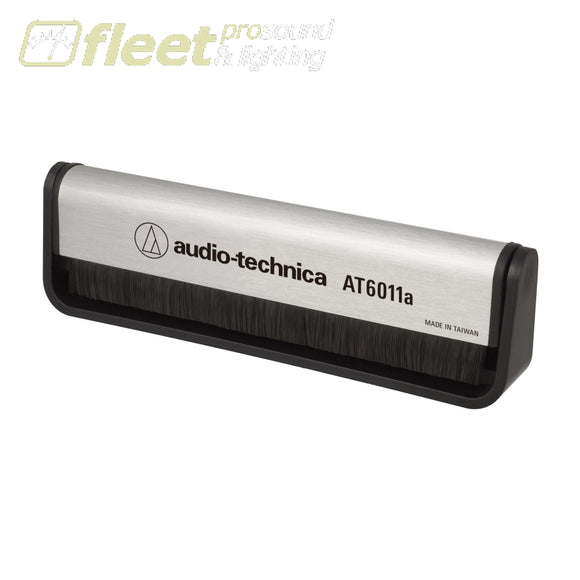 Audio Technica AT6011A Anti-Static Record Brush TURNTABLE ACCESSORIES