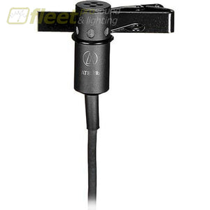 Audio Technica At831B Lavalier Condenser Mic Lapel Mics