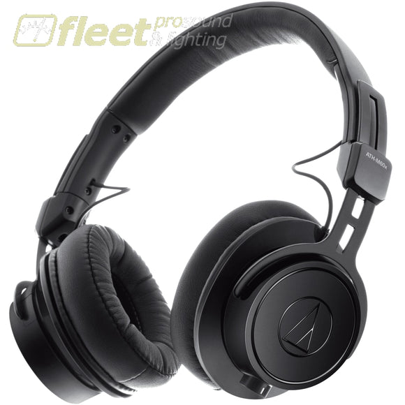 Audio Technica ATH-M60X Professional Monitor Headphones STUDIO HEADPHONES