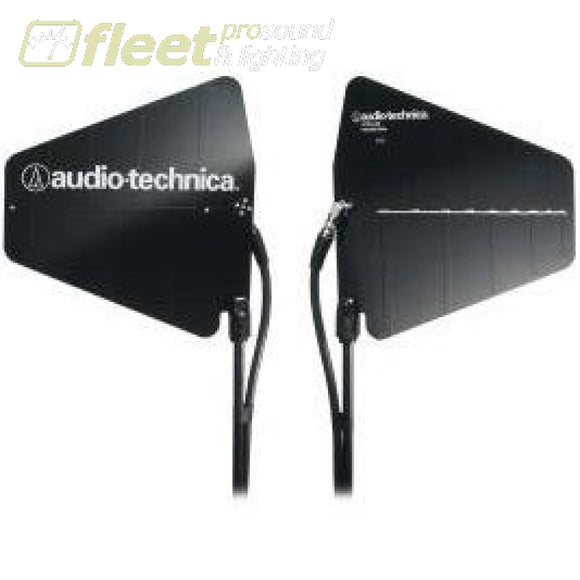 Audio Technica ATW-A49 Wireless Lpda Antenna System - Pair Bnc Conn WIRELESS MIC ACCESSORIES