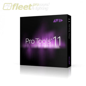 Avid Pro Tools Digital Audio Workstation Software Recording
