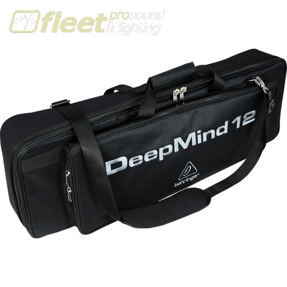 Behringer Deepmind 12-Tb Deluxe Water-Resistant Transport Bag For Deepmind 12 Keyboard Cases & Bags