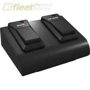 Behringer FS112BX Heavy-Duty 2-Button Footswitch FOOT SWITCHES