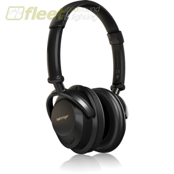 Behringer HC 2000B Studio-Quality Wireless Headphones with Bluetooth Connectivity STUDIO HEADPHONES