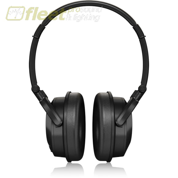 Behringer HC 2000BNC Wireless Active Noise-Canceling Headphones with Bluetooth Connectivity STUDIO HEADPHONES