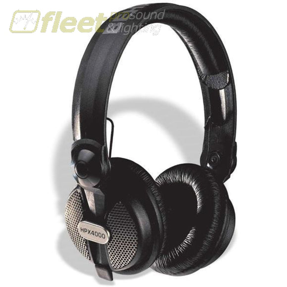 Behringer Hpx4000 Headphones Studio Headphones