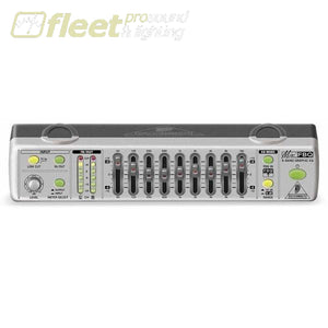 Behringer Mini Graphic Equalizer EQUALIZERS