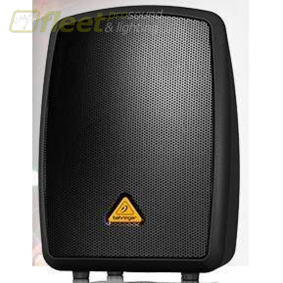 Behringer MPA40BT Battery Operated Portable PA System w/ Bluetooth BATTERY OPERATED SPEAKERS