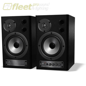 Behringer Ms40 2-Way Active Personal Monitors Powered Studio Monitors - Full Range