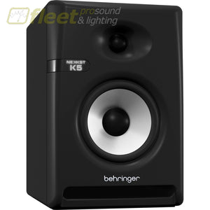 Behringer Nekkst K5 Bi-Amped 5 Studio Monitor - Single Powered Studio Monitors - Full Range