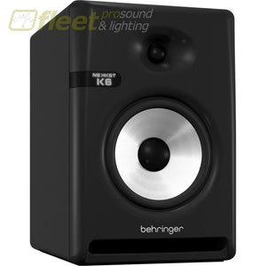 Behringer Nekkst K6 Audiophile Bi-Amped 100W 6.5 Studio Monitor - Single Powered Studio Monitors - Full Range
