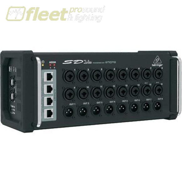 Behringer Sd16 I/o Stage Box Digital Mixers
