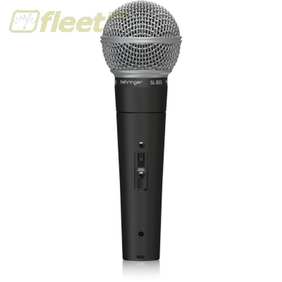 Behringer SL 85S Dynamic Cardioid Microphone with Switch HAND HELD WIRELESS SYSTEMS
