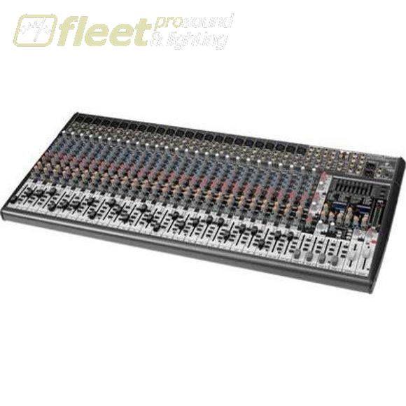 Behringer Sx3242Fx Eurolive Mixing Console Mixers Over 24 Inputs