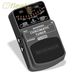 Behringer Tu300 Ultimate Guitar/bass Tuner Chromatic Tuner Tuners