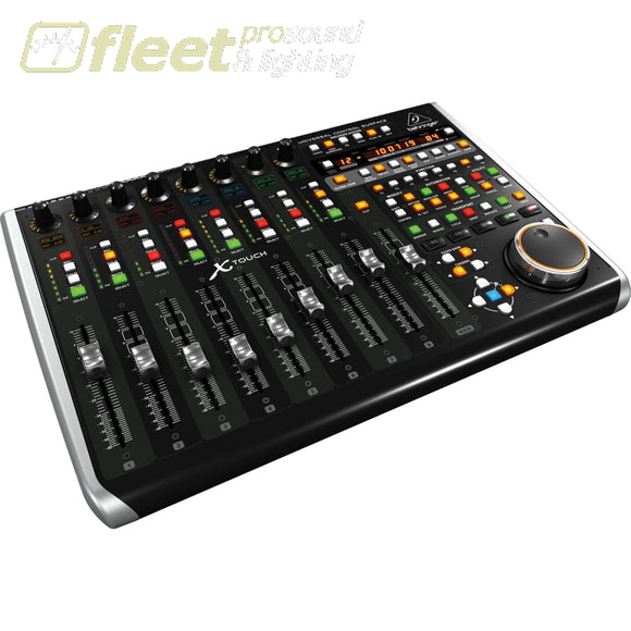 Behringer X-Touch Universal Control Surface Daw Control Surfaces