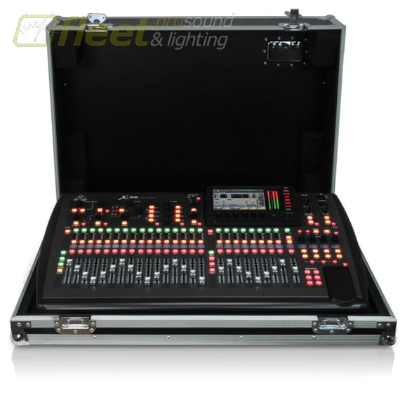 Behringer X32-Tp Digital Mixing Console With Touring-Grade Flught Case Digital Mixers