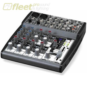 Behringer Xenyx 1002Fx Mixer Mixers Under 24 Channel