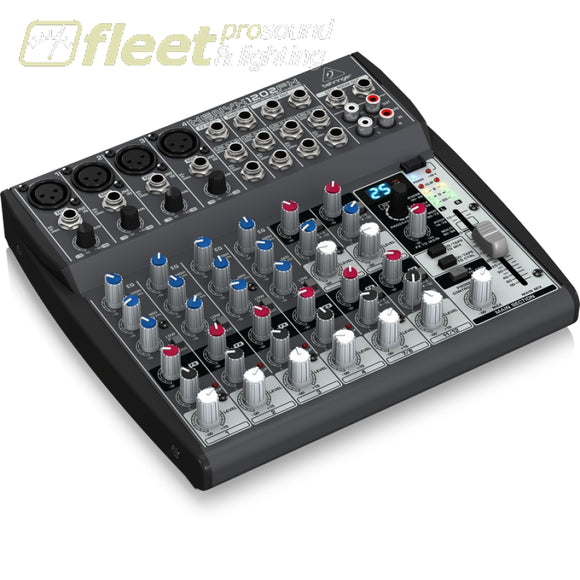 Behringer Xenyx 1202Fx Mixer Mixers Under 24 Channel